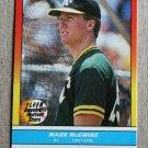 """1988 FLEER BASEBALL """"Baseball's Hottest Stars"""" - Mark McGwire (#26)"""