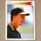1990 PANINI BASEBALL - Mark McGwire (#204)