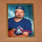 1999 TOPPS BASEBALL - Toronto Blue Jays Team Set (Traded/Rookies Series Only)