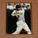 1999 TOPPS BASEBALL - Pittsburgh Pirates Team Set (Traded/Rookies Series Only)