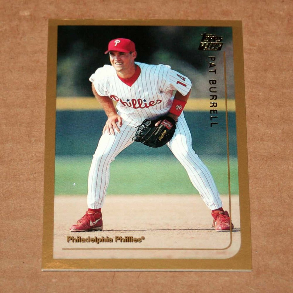 1999 TOPPS BASEBALL - Philadelphia Phillies Team Set (Traded/Rookie Series Only)