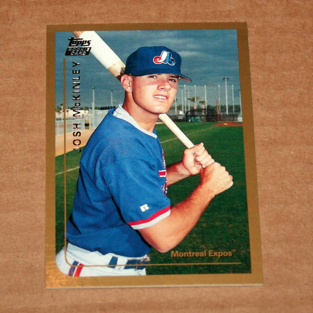 1999 TOPPS BASEBALL - Montreal Expos Team Set (Traded/Rookies Series Only)