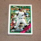 1988 TOPPS BASEBALL - Chicago White Sox Team Set + Traded Series