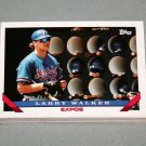 1993 TOPPS BASEBALL - Montreal Expos Team Set (Series 1 & 2)