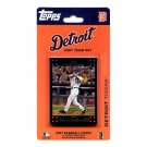 2007 TOPPS BASEBALL - Detroit Tigers Factory Team Set - NIP