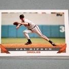 1993 TOPPS BASEBALL - Baltimore Orioles Team Set (Series 1 & 2)