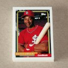 1992 TOPPS BASEBALL - St. Louis Cardinals Team Set
