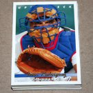 1993 UPPER DECK BASEBALL - Texas Rangers Team Set (Series 1 & 2)