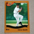 2002 TOPPS BASEBALL - Baltimore Orioles Team Set (Series 1 & 2)
