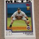 2004 TOPPS BASEBALL - New York Mets Team Set (Series 1 & 2)