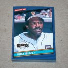 1986 DONRUSS BASEBALL - San Francisco Giants Team Set