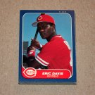 1986 FLEER BASEBALL - Cincinnati Reds Team Set + Update Series