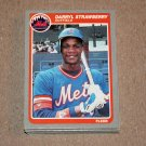 1985 FLEER BASEBALL - New York Mets Team Set + Update Series