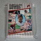 1989 FLEER BASEBALL - Philadelphia Phillies Team Set + Update Series