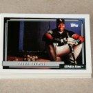 1992 TOPPS BASEBALL - Chicago White Sox Team Set + Traded Series