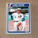 1985 FLEER BASEBALL - Montreal Expos Team Set