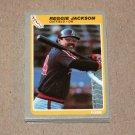 1985 FLEER BASEBALL - California Angels Team Set + Update Series