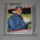 1989 FLEER BASEBALL - Chicago White Sox Team Set