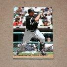 2008 UPPER DECK BASEBALL - Chicago White Sox Team Set (Series 1 & 2)