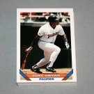 1993 TOPPS BASEBALL - San Diego Padres True Team Set with Traded Series