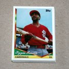 1994 TOPPS BASEBALL - St. Louis Cardinals True Team Set with Traded Series