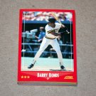 1988 SCORE BASEBALL - Pittsburgh Pirates Team Set + Rookie & Traded Series