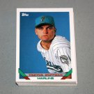 1993 TOPPS BASEBALL - Florida Marlins True Team Set with Traded Series