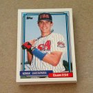 1992 TOPPS BASEBALL - Team USA Complete Set