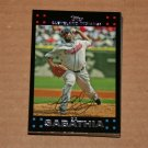 2007 TOPPS BASEBALL - Cleveland Indians True Team Set + Updates & Highlights