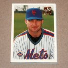 1996 TOPPS BASEBALL - New York Mets Team Set (Series 1 & 2)