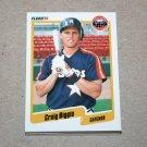 1990 FLEER BASEBALL - Houston Astros Team Set + Update Series