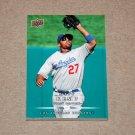 2008 UPPER DECK BASEBALL - Los Angeles Dodgers Team Set (Series 1 & 2)