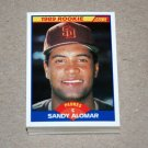 1989 SCORE BASEBALL - San Diego Padres Team Set + Rookie & Traded Series