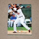 2008 UPPER DECK BASEBALL - Baltimore Orioles Team Set (Series 1 & 2)