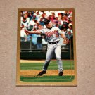1999 TOPPS BASEBALL - Baltimore Orioles True Team Set with Traded Series