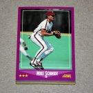 1988 SCORE BASEBALL - Philadelphia Phillies Team Set
