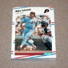1988 FLEER BASEBALL - Philadelphia Phillies Team Set + Update Series