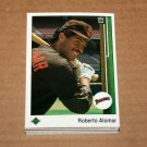 1989 UPPER DECK BASEBALL - San Diego Padres Team Set + High Number Series