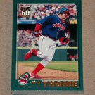 2001 TOPPS BASEBALL - Cleveland Indians Team Set (Series 1 & 2)