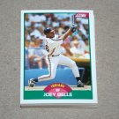 1989 SCORE BASEBALL - Cleveland Indians Team Set + Rookie & Traded Series