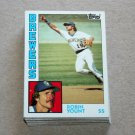 1984 TOPPS BASEBALL - Milwaukee Brewers Team Set + Traded Series