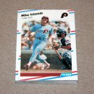 1988 FLEER BASEBALL - Philadelphia Phillies Team Set