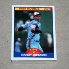 1989 SCORE BASEBALL - Montreal Expos Team Set + Rookie & Traded Series