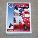1992 SCORE BASEBALL - Milwaukee Brewers Team Set + Rookie & Traded Series