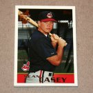1996 TOPPS BASEBALL - Cleveland Indians Team Set (Series 1 & 2)