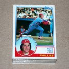 1983 TOPPS BASEBALL - Philadelphia Phillies Team Set + Traded Series