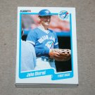 1990 FLEER BASEBALL - Toronto Blue Jays Team Set + Update Series