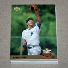1993 UPPER DECK BASEBALL - New York Yankees Team Set (Series 1 & 2)