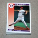 1992 SCORE BASEBALL - Philadelphia Phillies Team Set + Rookie & Traded Series