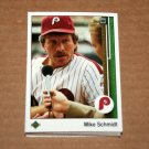 1989 UPPER DECK BASEBALL - Philadelphia Phillies Team Set + High Number Series
